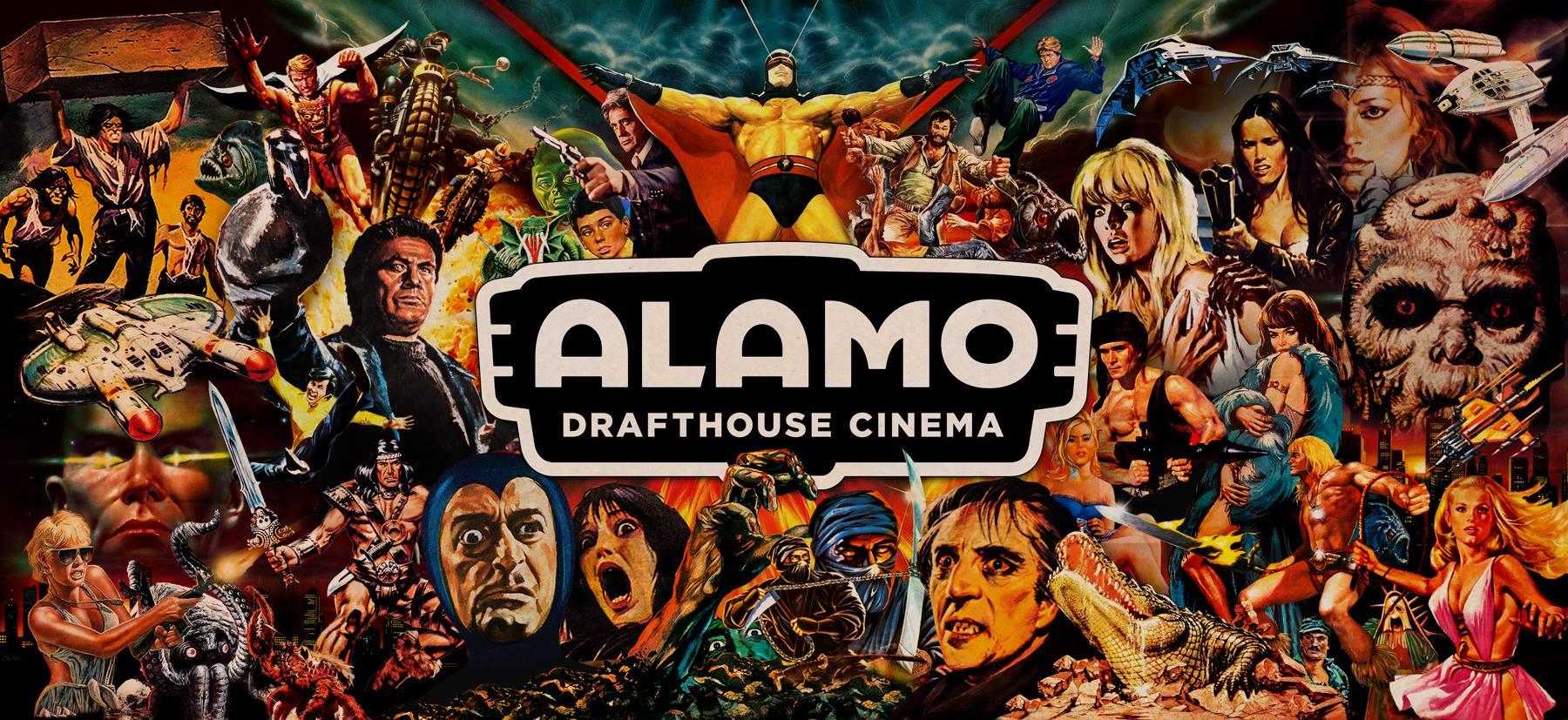 About Alamo Drafthouse Cinema Homepage