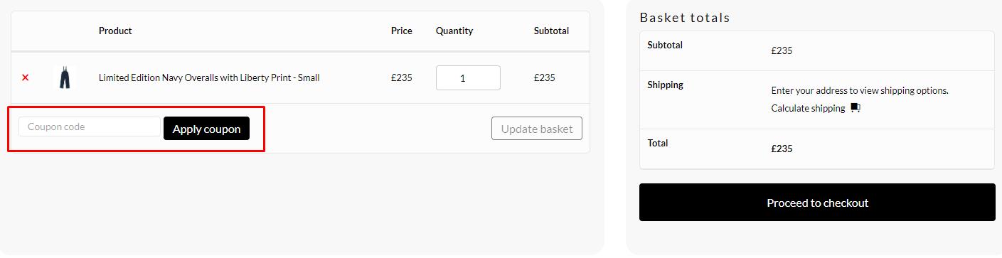 How do I use my Sir Gordon Bennett coupon code?