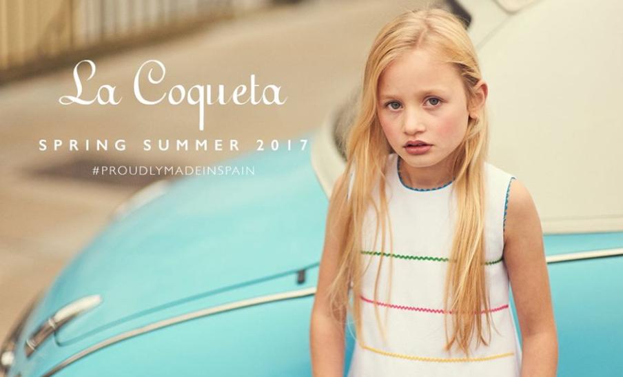 About La Coqueta Homepage