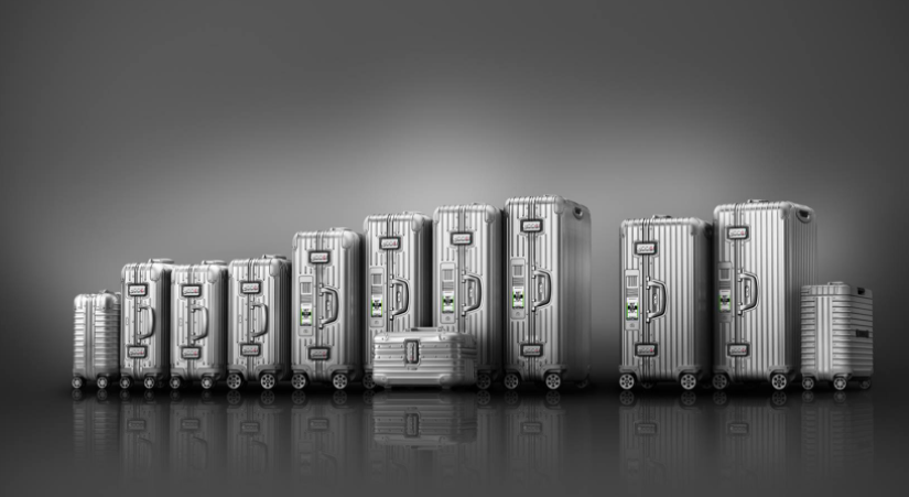 About Case Luggage Homepage