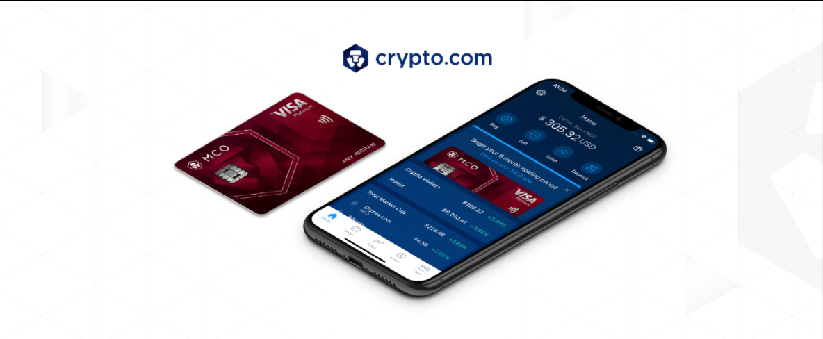 About Crypto.com Homepage