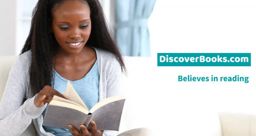About Discover Books Homepage