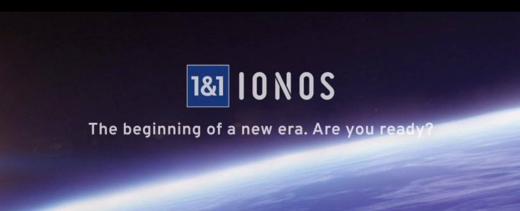 About 1&1 IONOS Homepage