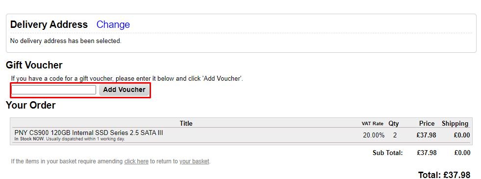 How do I use my Base voucher code?
