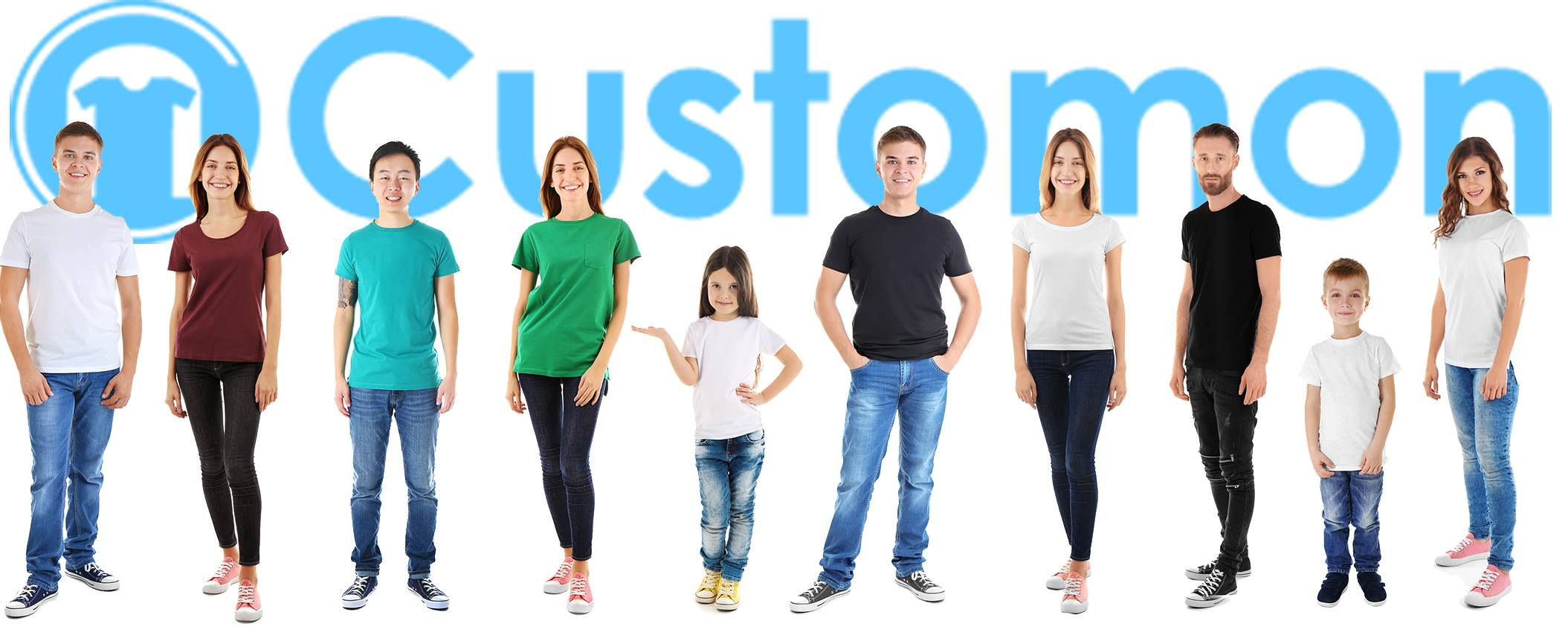 About Customon Homepage