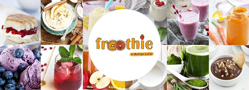About Froothie Homepage