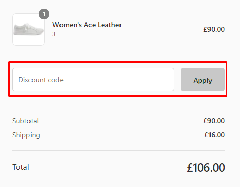 How do I use my Keds discount code?