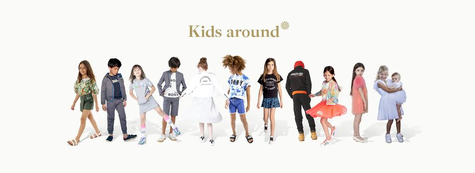 About Kids Around Homepage