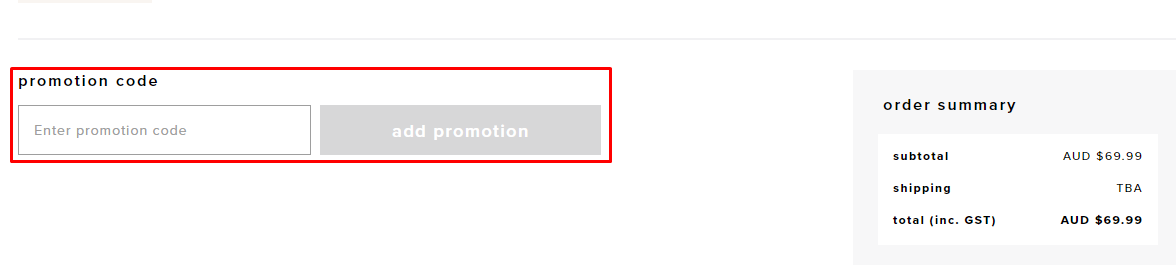 How do I use my Bardot Junior promotion code?