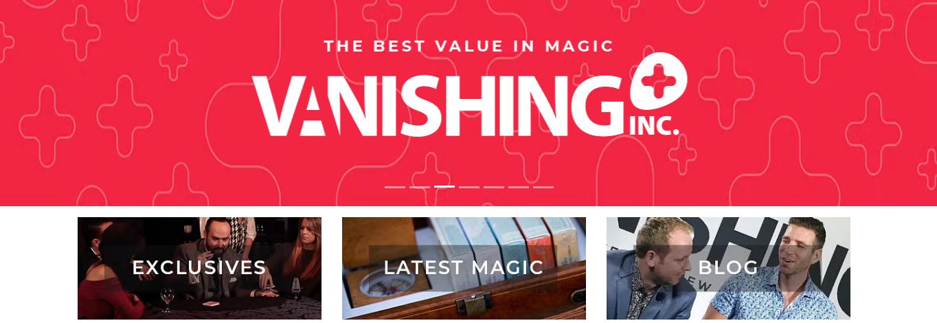 Vanishing Inc. Magic