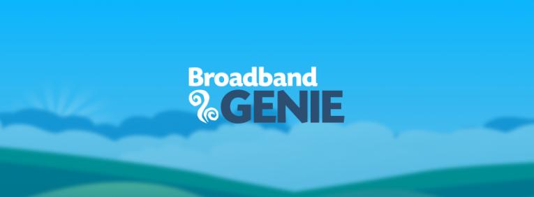 About Broadband Genie homepage