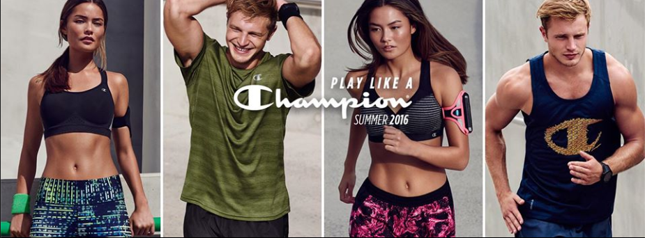 About Champion Homepage