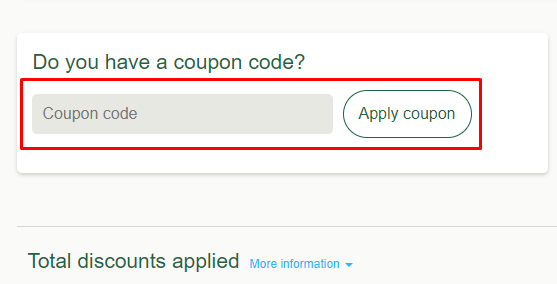 How do I use my Xcaret coupon code?