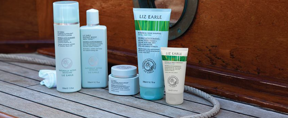 About Liz Earle Homepage