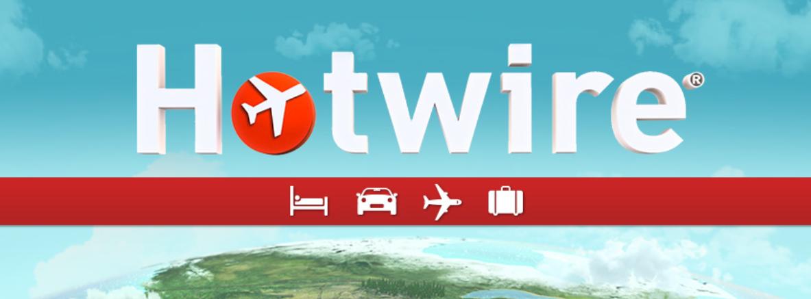Hotwire Homepage