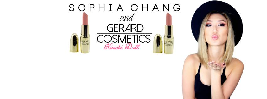 About Gerard Cosmetics Homepage