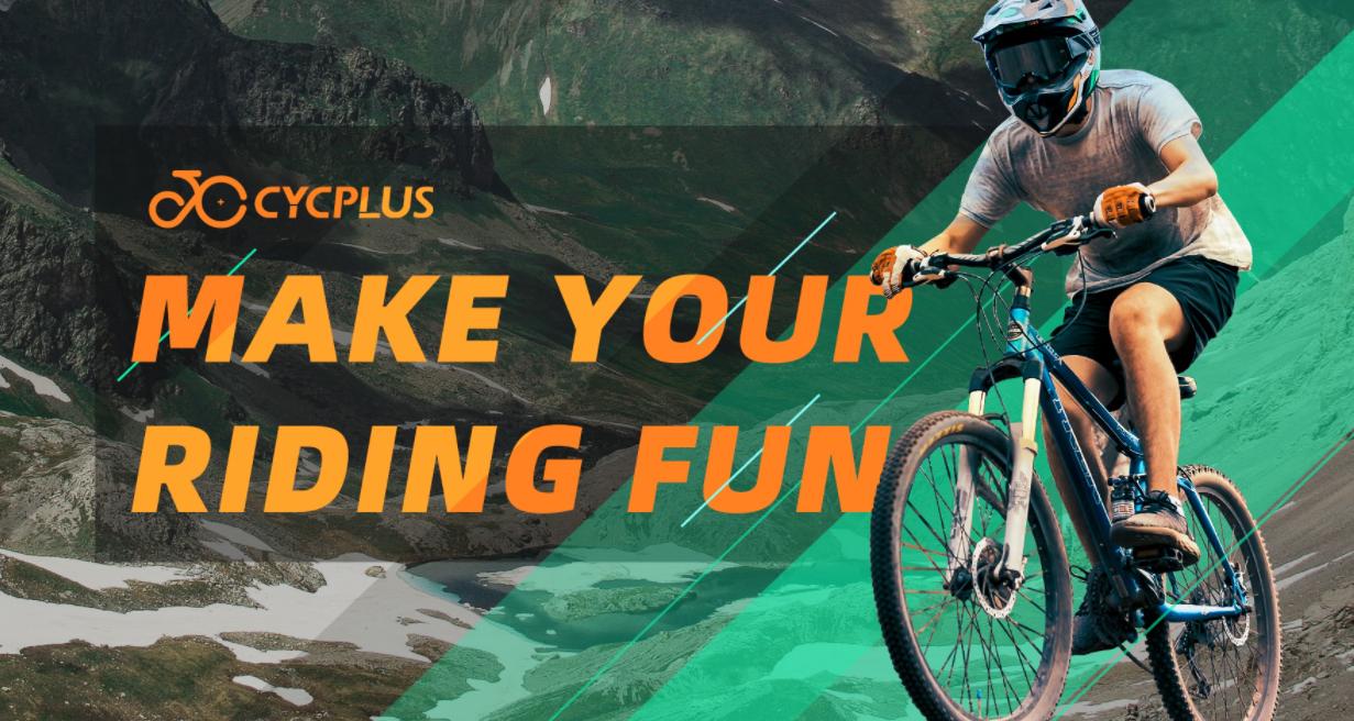 About CYCPLUS Homepage