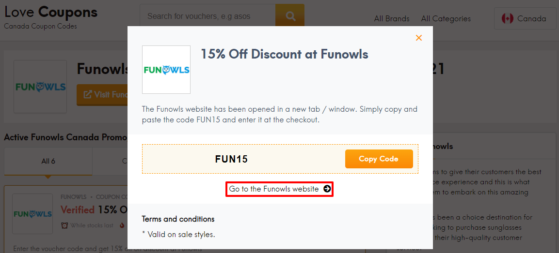Funowls Offer