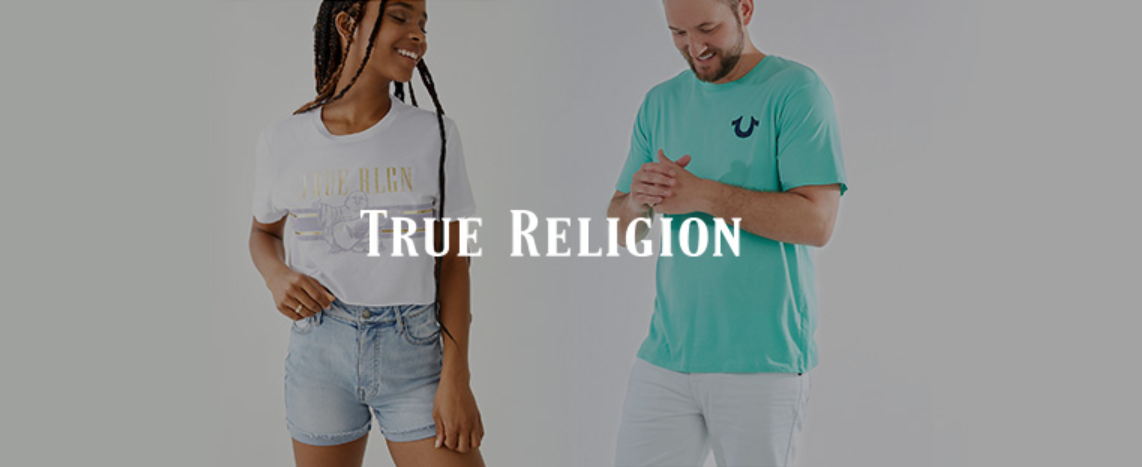 About True Religion Homepage