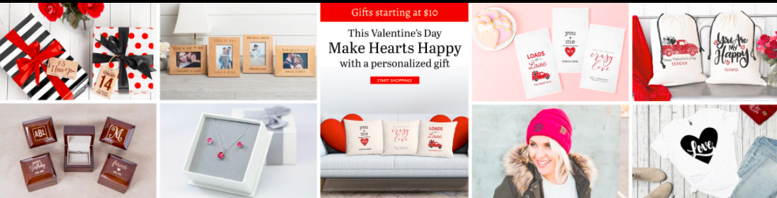 About A Gift Personalized Homepage