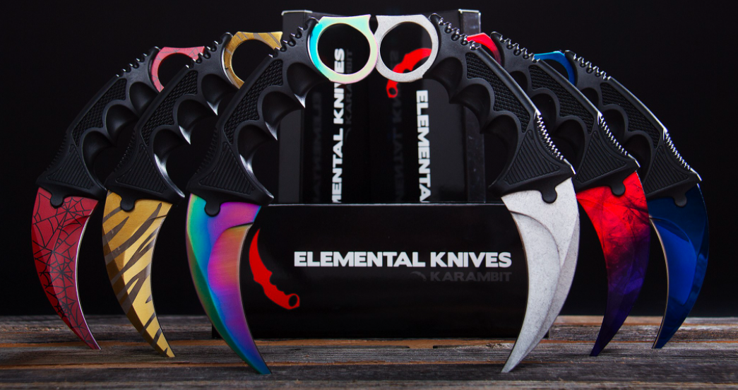 About Elemental Knives Homepage