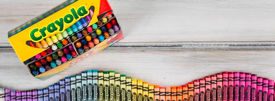 About Crayola Homepage