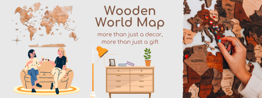 About Enjoy The Wood Homepage
