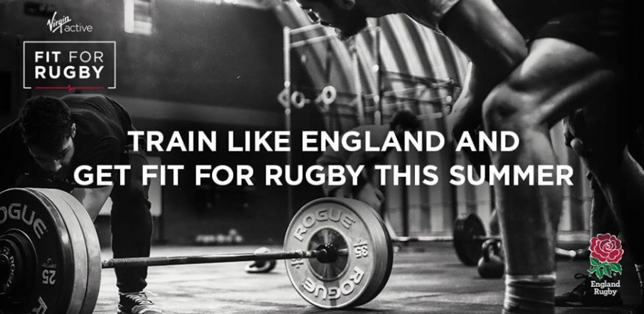 About England Rugby Homepage