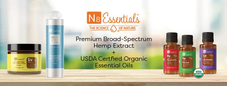 About N8 Essentials Homepage