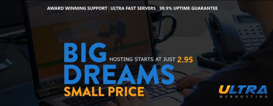 About Ultra Services Homepage