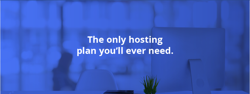 About Just Host Homepage