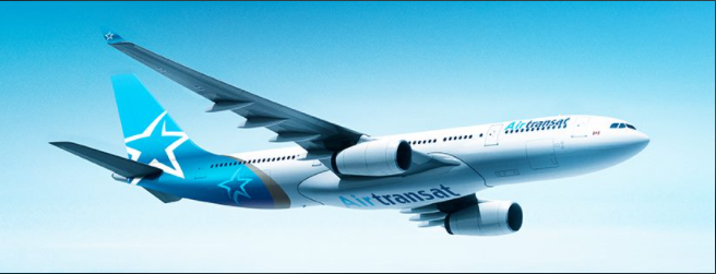 About Air Transat Homepage