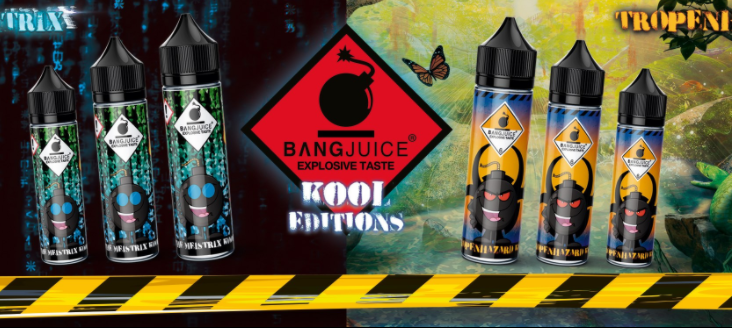 About Bang Juice Homepage