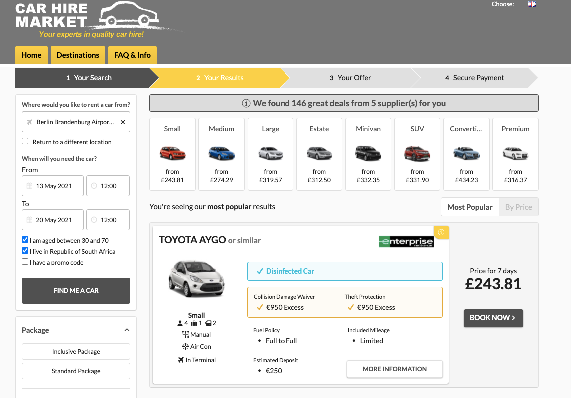carhiremarket about