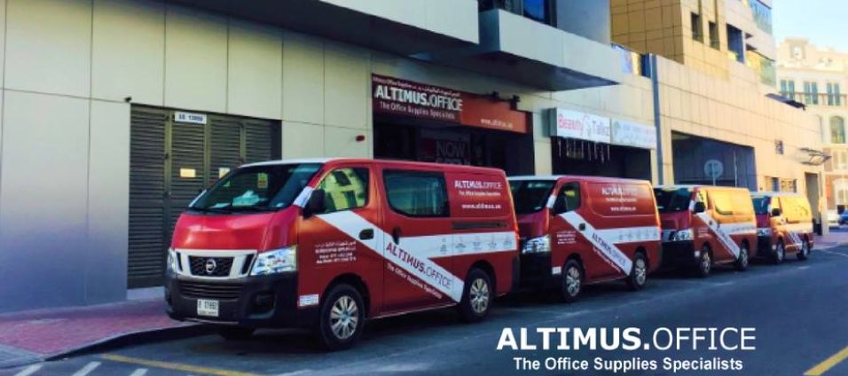 About Altimus Office Homepage