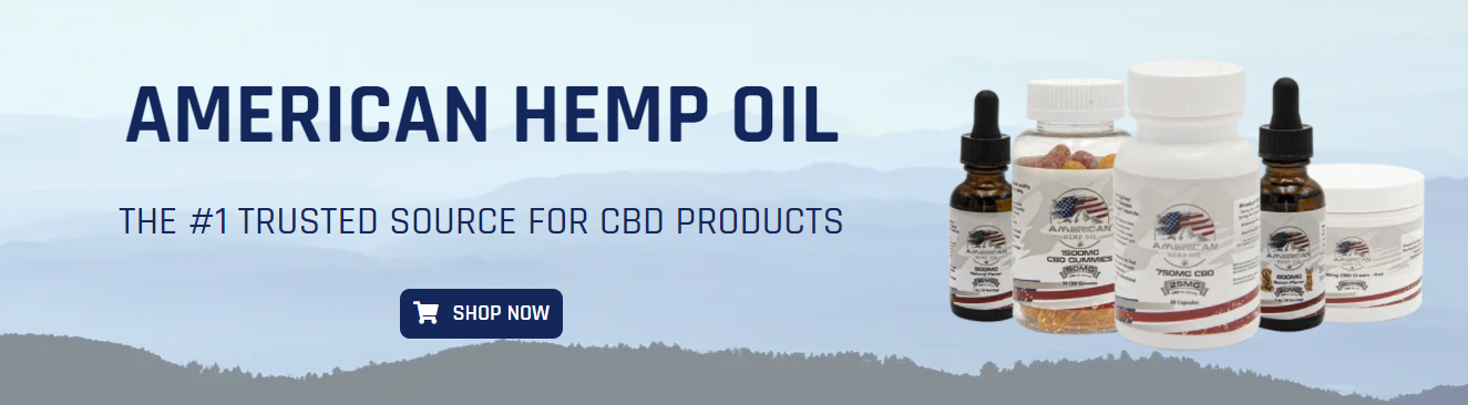 About American Hemp Oil Homepage
