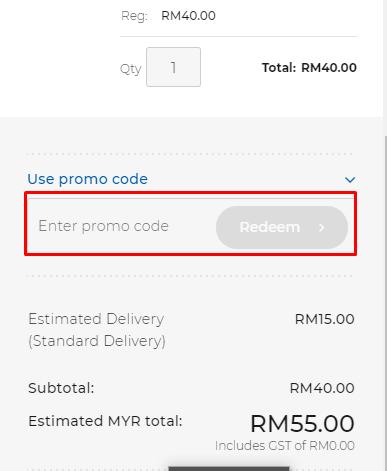 How do I use my Spotlight discount code?