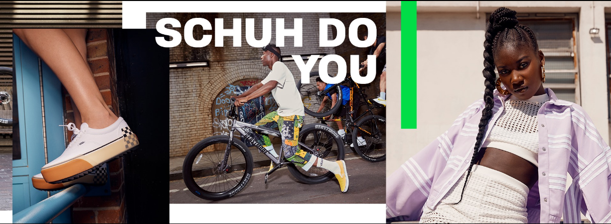 About Schuh Homepage