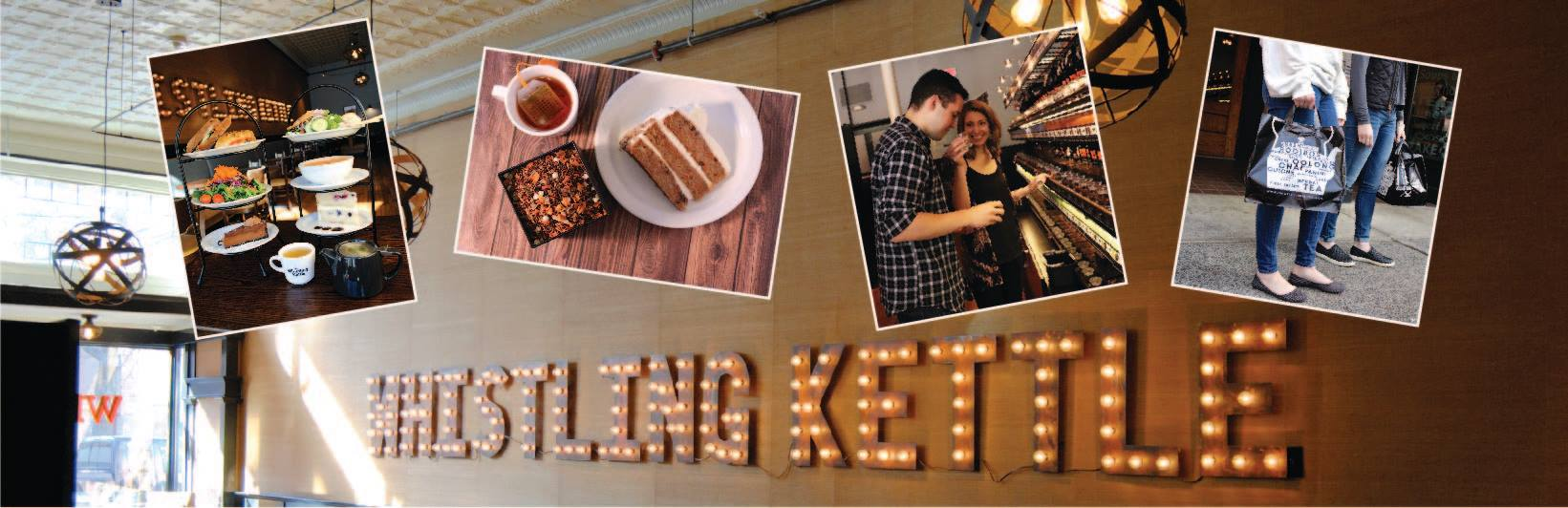 About Whistling Kettle Homepage