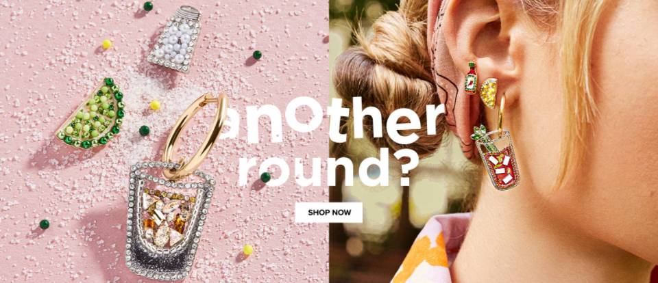 About BaubleBar Homepage