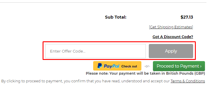 How do I use my Neo Direct discount code?