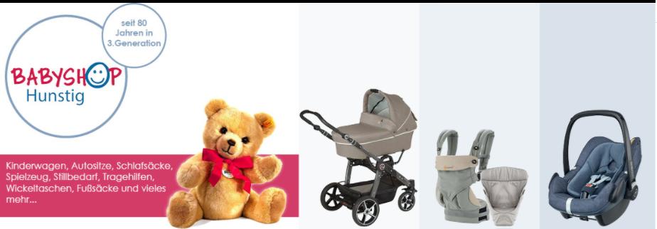 About Babyshop Hunstig Homepage