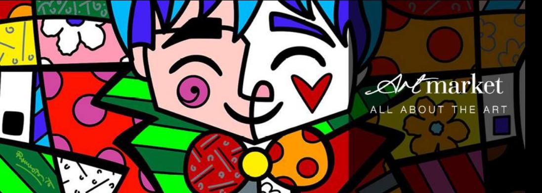 Artmarket Homepage