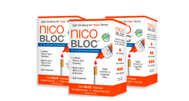About NICOBLOC Homepage