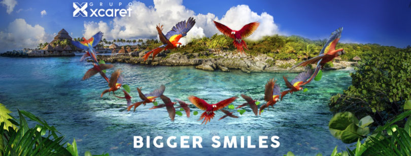About Xcaret Homepage