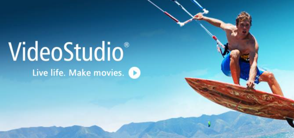 About VideoStudio Homepage
