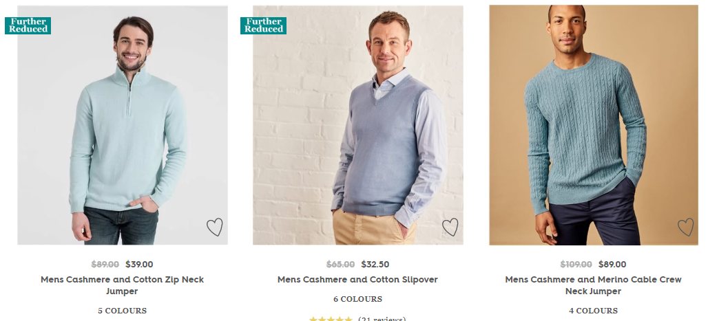 WoolOvers Sales