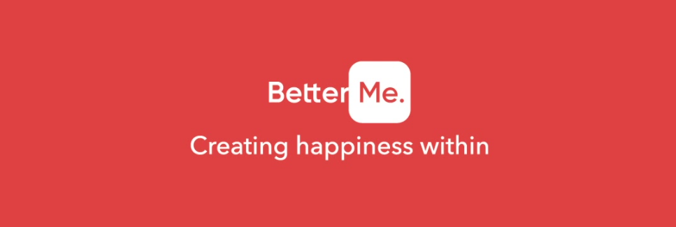 About BetterMe Homepage