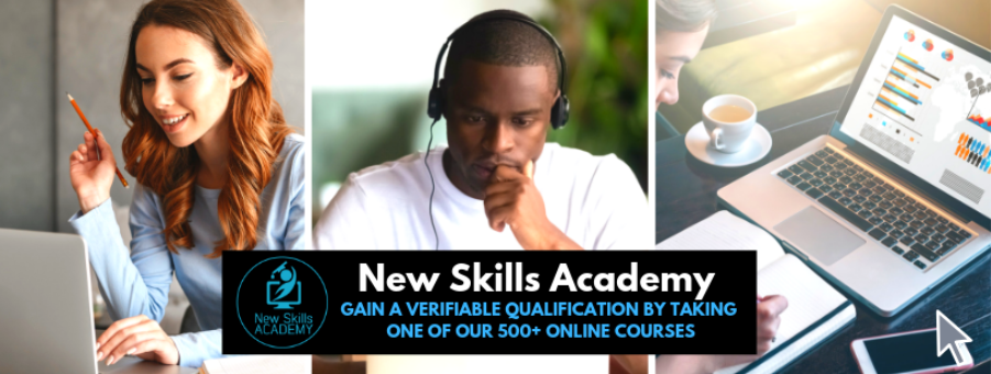 About New Skills Academy Homepage