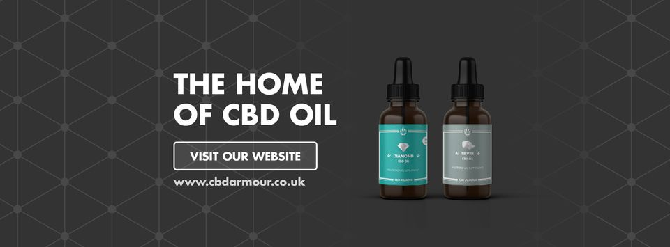 About CBD Armour Homepage
